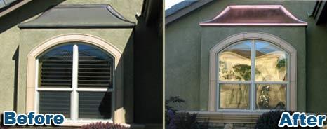 Copper Roof Everbrite Coatings Metal Restoration